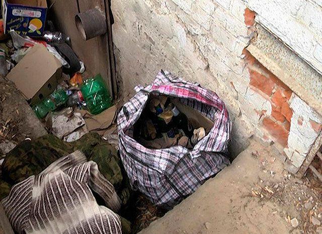 В Харькове милиция нашла