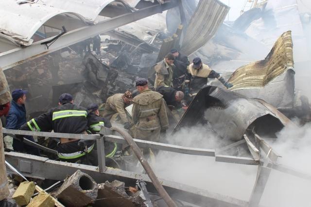 На АЗС погибли 4 человека, - уточнили спасатели [Фото]