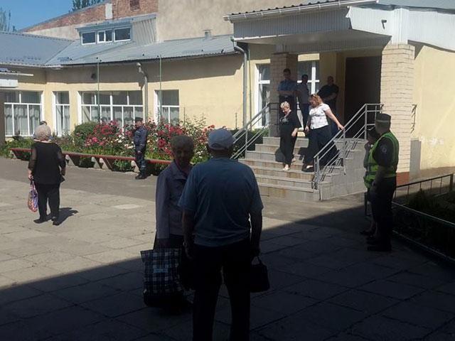 В Николаеве 6 участков приостановили работу из-за сообщения о заминировании
