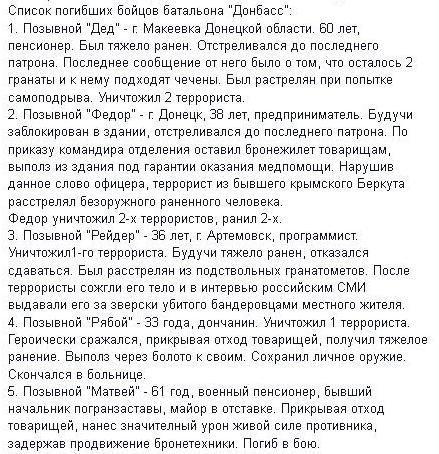 Итоги боя под Карловкой: погибли 5 бойцов батальона