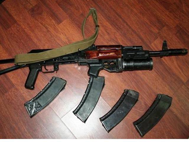 Задержанный боевик рассказал о подготовке в полевом лагере в РФ [Фото. Видео]