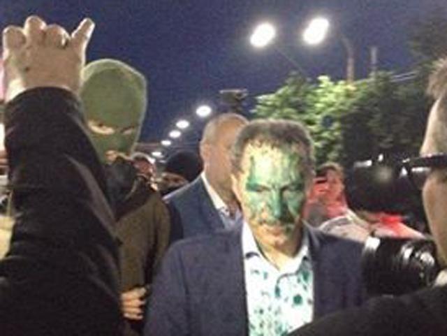 Громкие события времени: трагедия в Луганске, пикет под посольством РФ, газовые переговоры