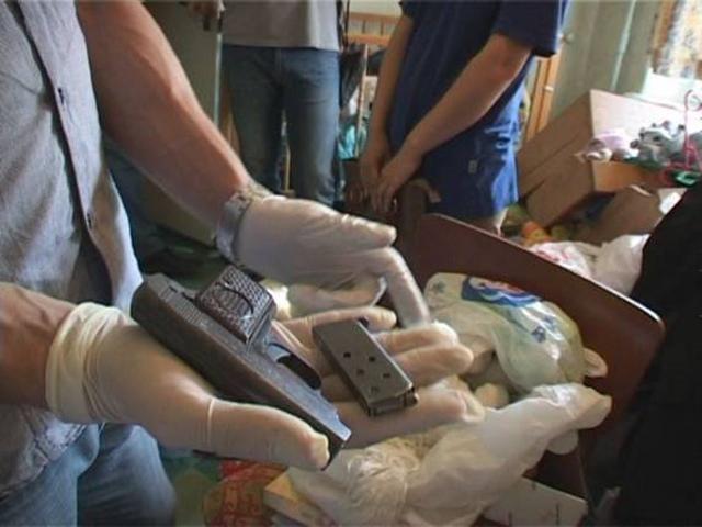 СБУ задержала группу террористов в Днепропетровске [Фото]