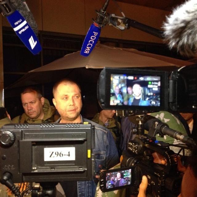 4 наблюдателя ОБСЕ до сих пор в плену у террористов [Фото]