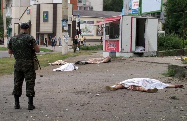 Главное за 18 июля: СБУ получила запись переговоров террористов, силы АТО вошли в Луганск