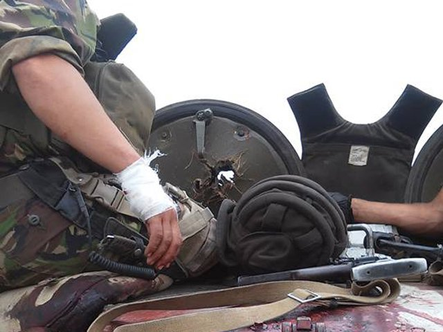 В Луганской области погибли двое бойцов батальона