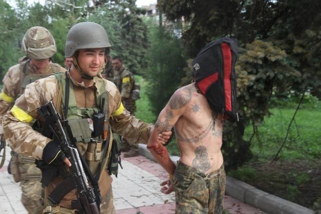 Дзержинск полностью зачищен от боевиков, — Тымчук [Фото]