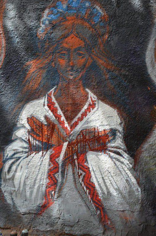 В Полтаве осквернили памятник Небесной сотни [Фото]