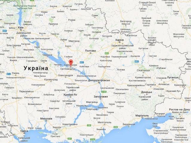 Военные предотвратили подрыв Крюковского моста в Полтавской области