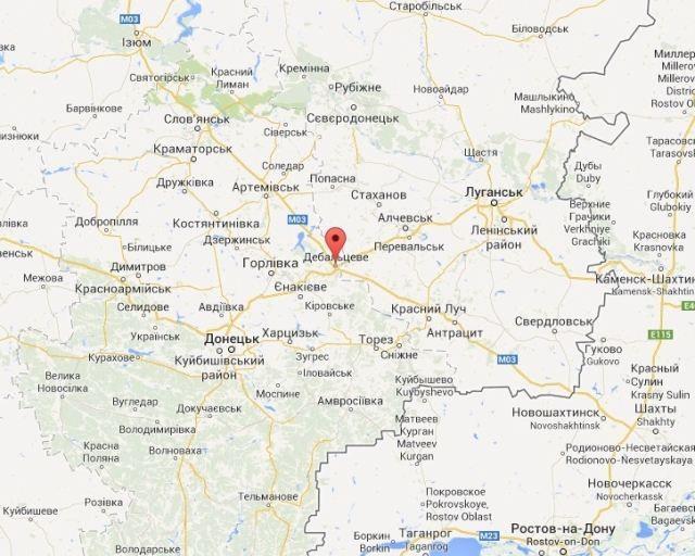 Украинские бойцы взяли Дебальцево, террористов разбили, — очевидцы