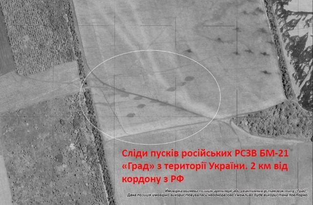 СБУ обнародовала доказательную базу военной агрессии РФ против Украины [Фото]