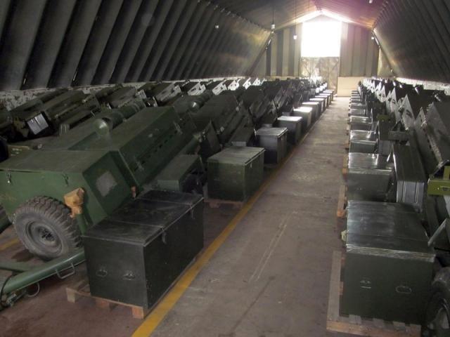 Бойцам АТО направлено более 9 тысяч тонн гуманитарного обеспечения, — Минобороны [Фото]