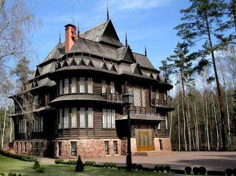 Во Львове решили продать президентскую резиденцию - Цензор.НЕТ 8859