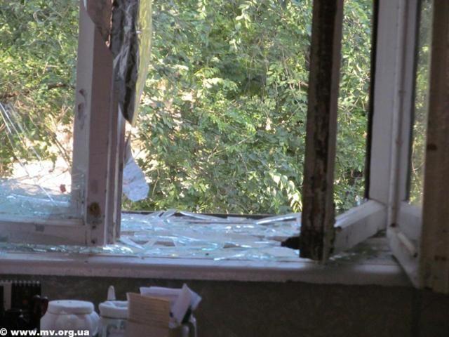 В Мелитополе взорвали офис