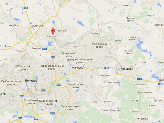 Вооруженные силы Украины освободили Ясиноватую в Донецкой области [Карта]