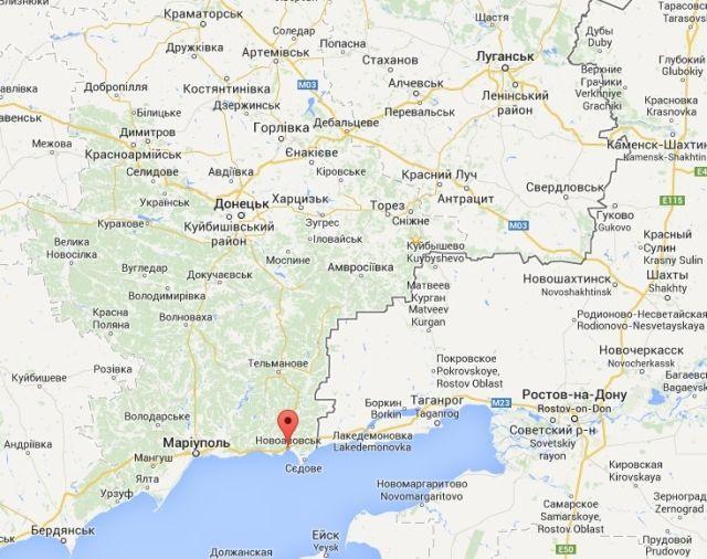 Главное за 25 августа: за ночь силы АТО уничтожили 250 террористов, идут бои под Новоазовском