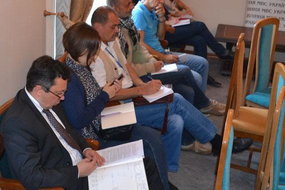 Во Львовской области отчитались о первых шагах реализации проекта по реформированию милиции