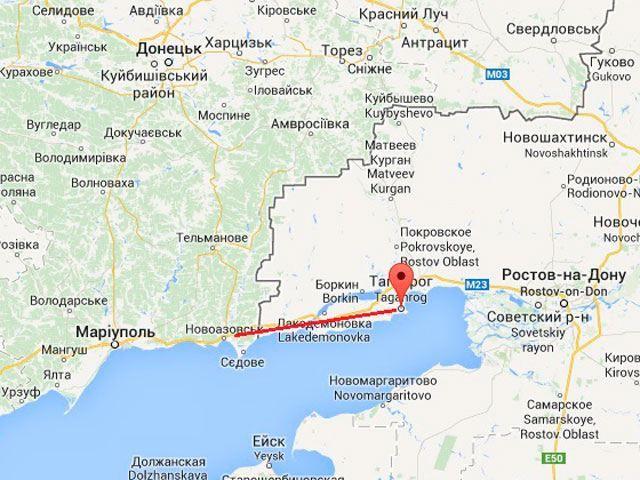 Регулярные войска РФ на 30-ти танках вторглись в Украину и выставляют блокпосты, — Бочкала