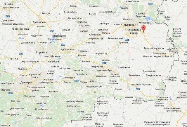 Террористы ведут непрерывный обстрел Хрящеватого и Новосветловки, — источник