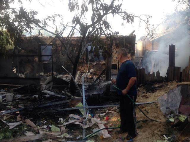 В Донецке мощные обстрелы, погибли 15 мирных жителей, — горсовет