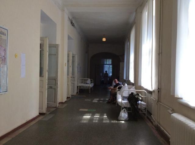 85 раненых из под Иловайска привезли в Днепропетровск, — Геращенко [Фото]