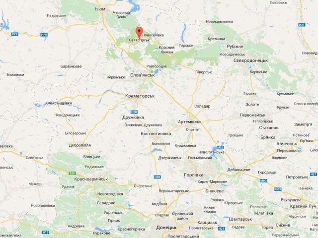 В Святогорске скрывается много сепаратистов, — МВД