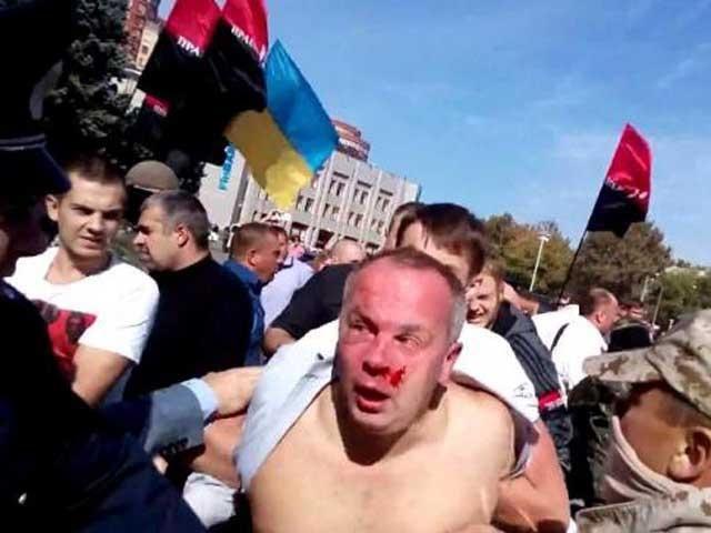 Главное за день: Шуфрича избили, оккупанты продолжают наступление, Даниленко отстранили