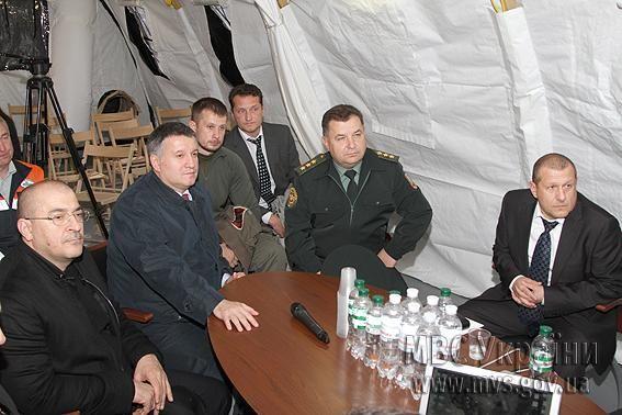 Для украинских силовиков могут закупить партию американских палаток , — МВД [Фото. Видео]