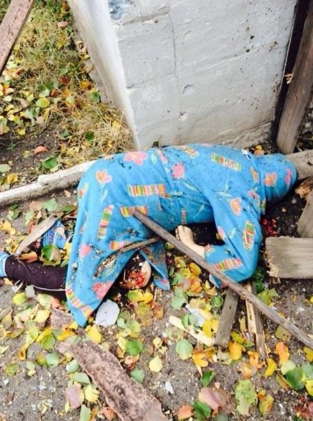 Донецк обстреляли