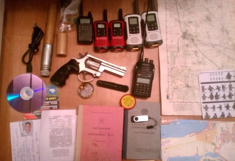 В Одессе СБУ задержала экстремистов, которые получали задание из Москвы и Приднестровья [Фото]