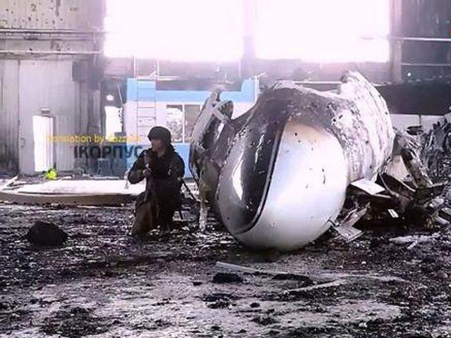 Соцсети заполонили сообщения о том, что террористы уничтожили самолет Ахметова [Фото]