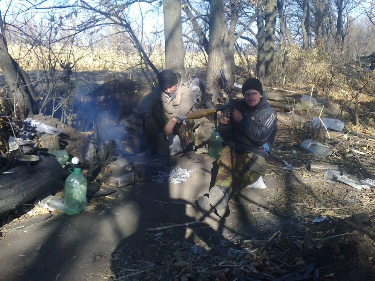 Во время прорыва к 32 блокпосту погибли по меньшей мере 8 украинских бойцов, — Бутусов