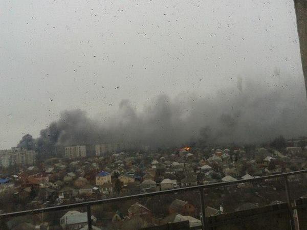 В Мариуполе погиб украинский боец, еще один получил ранения