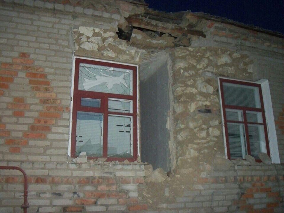 Луганск снова обстреливают