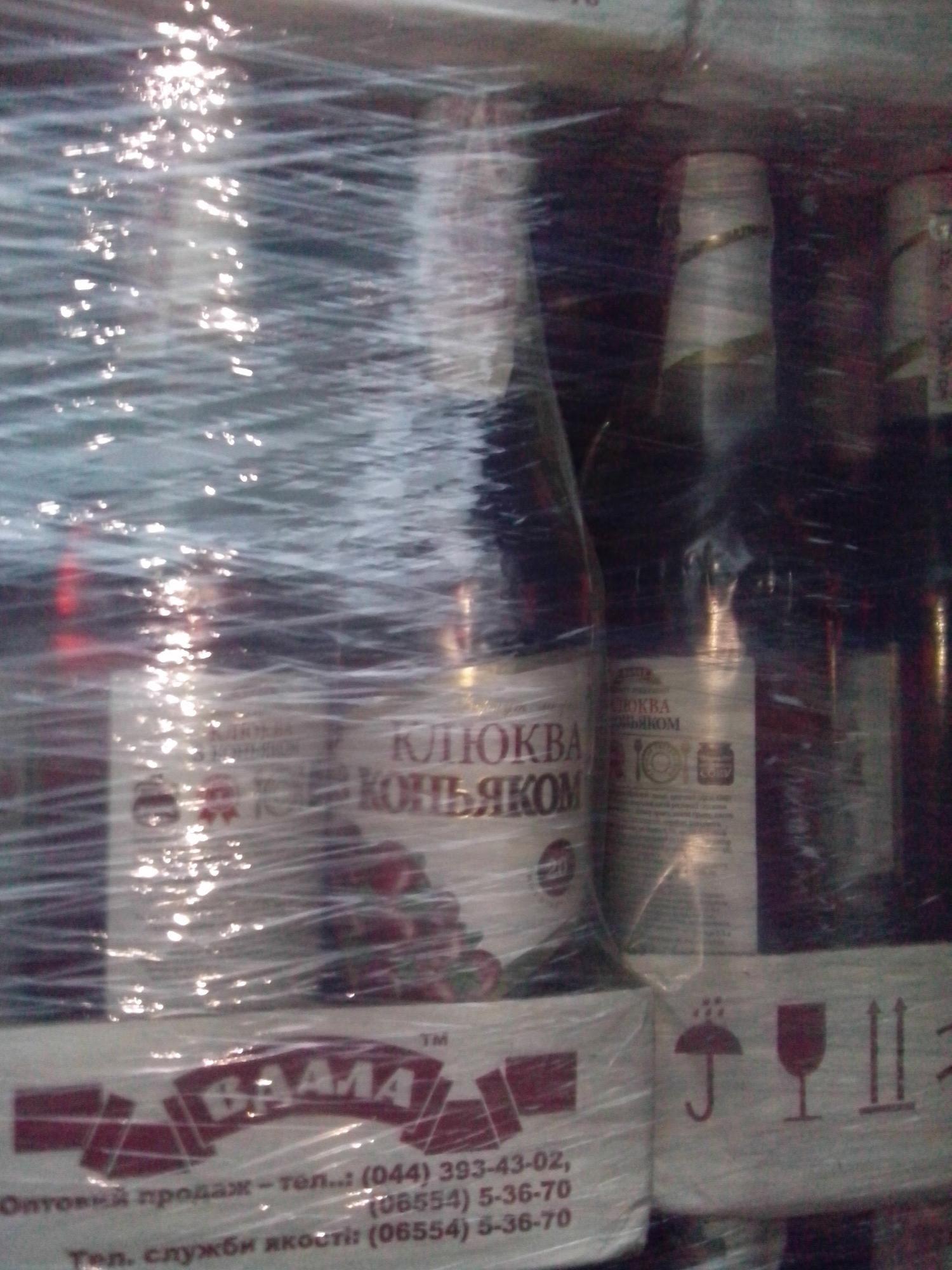 В Донецкой области  задержали грузовики с 5 тысячами ящиков алкоголя, — ГПСУ