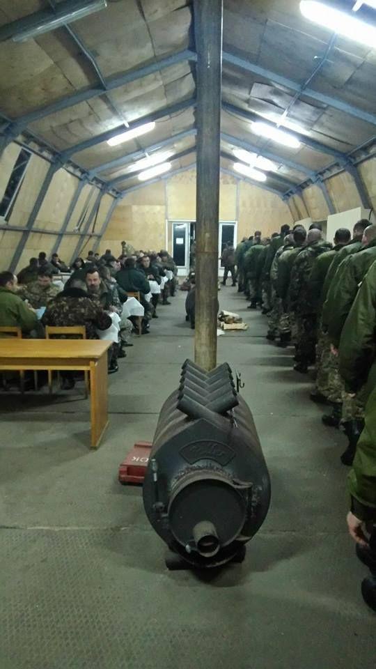 Вести из армии. Как солдат готовят к АТО