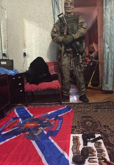 СБУ задержала боевика, готовившего теракты в Запорожье