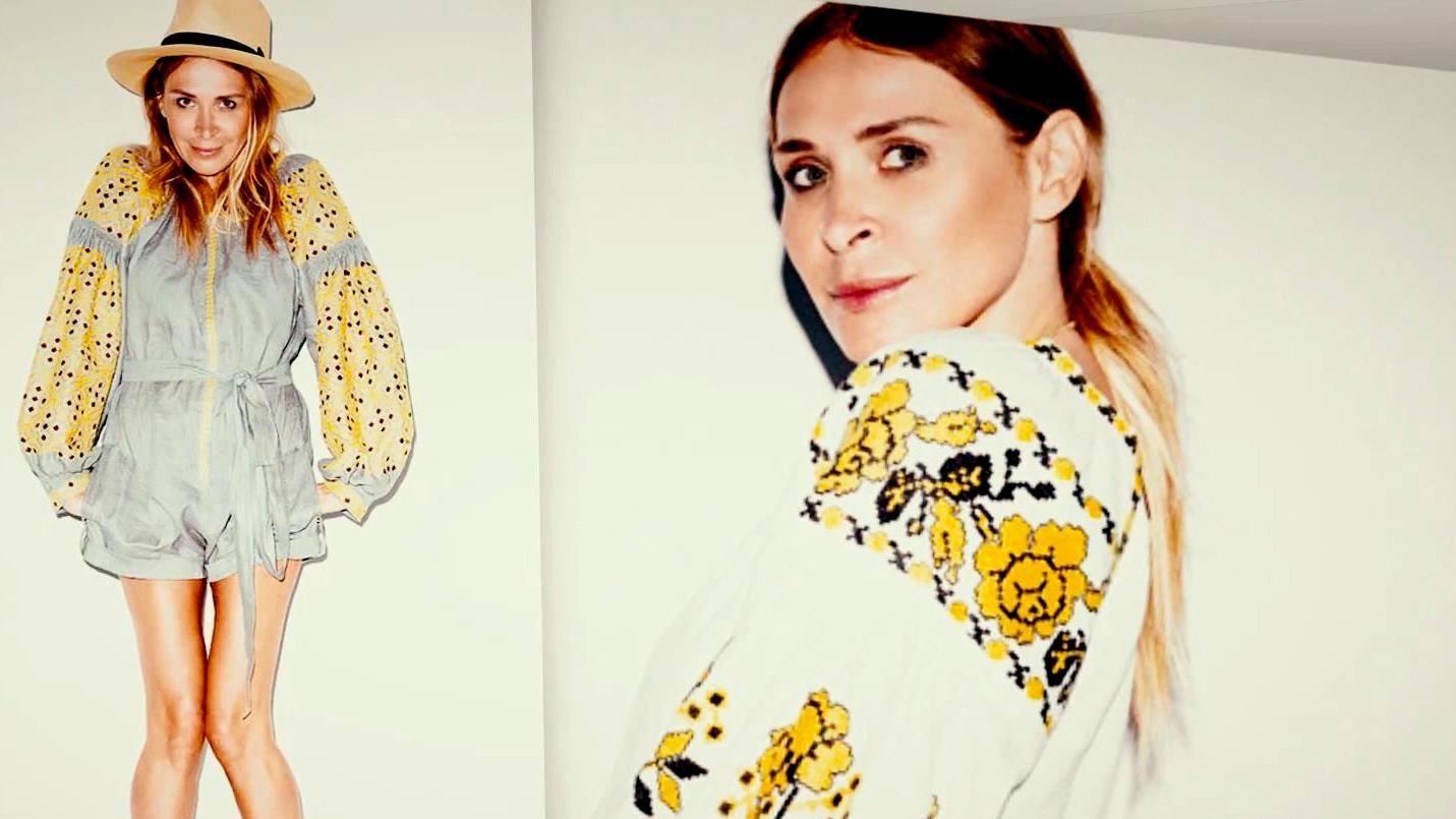 1acee67caec6e0 Українка, яка перетворила вишиванки на модний світовий тренд - 24 Канал