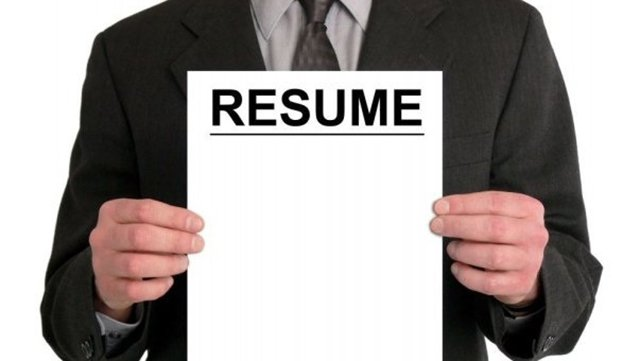 Открытка вакансии резюме