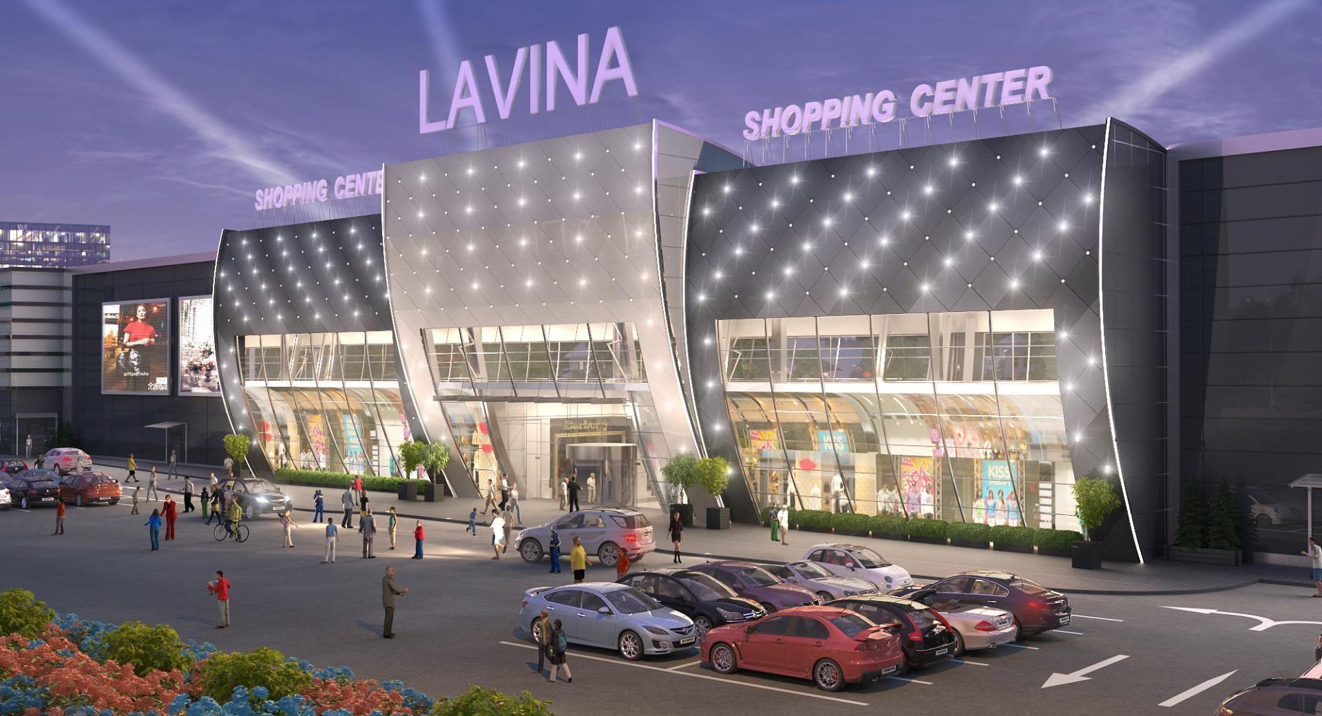 97528367f1e7 В Киеве открыли крупнейший в Украине ТРЦ Lavina - 24 Канал