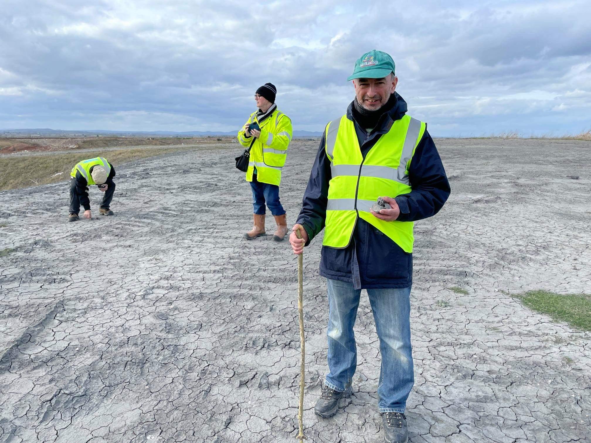 Вчені шукають метеорит