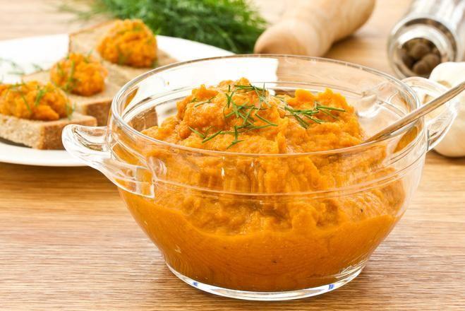 рецепт оранжевой икры