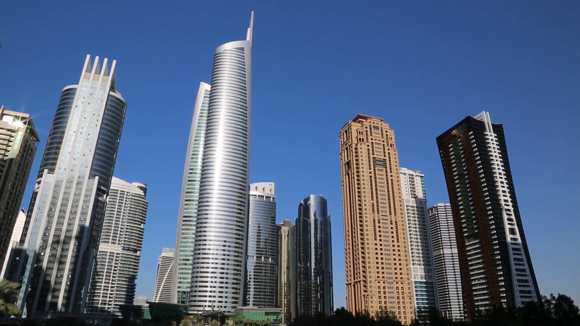 Сравнение небоскребов картинка