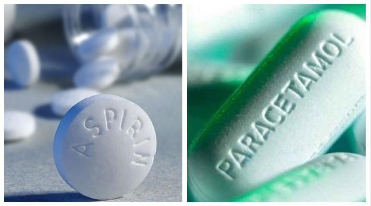 Аспирин или парацетамол