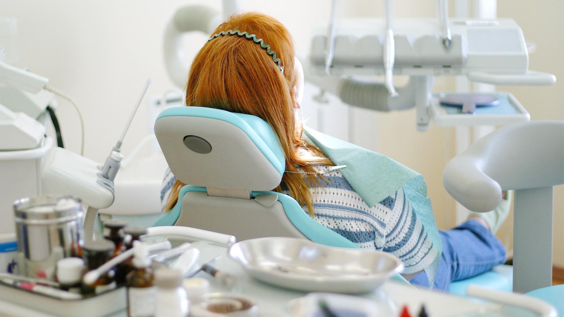 фото в кресле у стоматолога хитрости