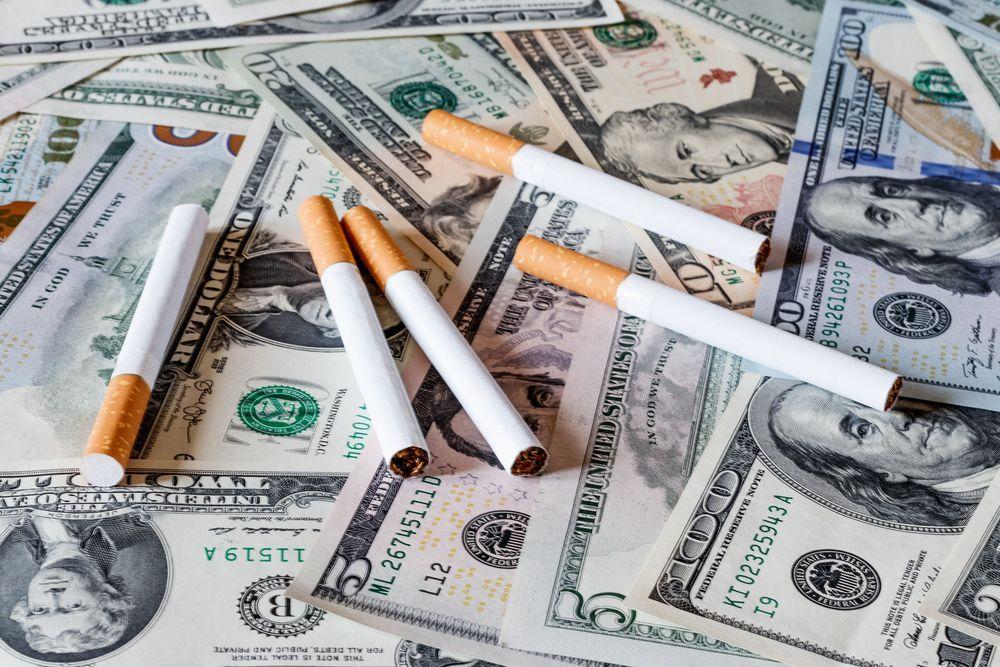 Налог на акцизы на табачные изделия табак опт ярославль