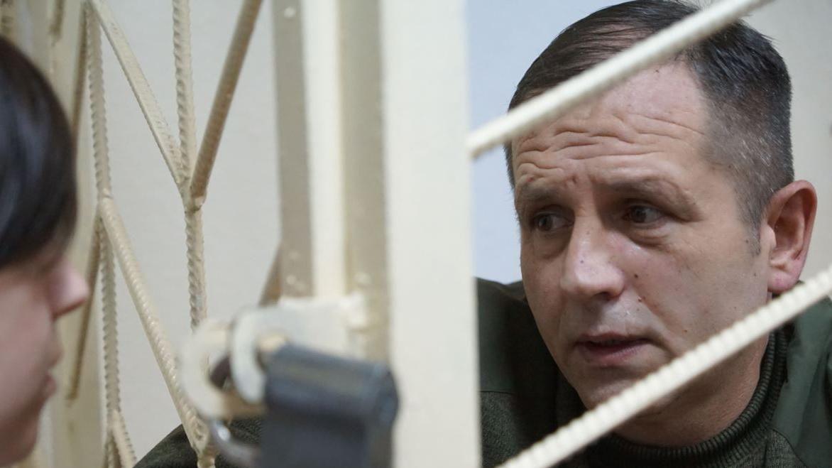 Як окупанти познущалися над українським полоненим Балухом у СІЗО Сімфе