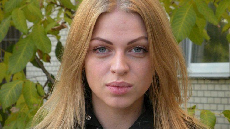 Голая Яна Глущенко (Дизель Шоу)