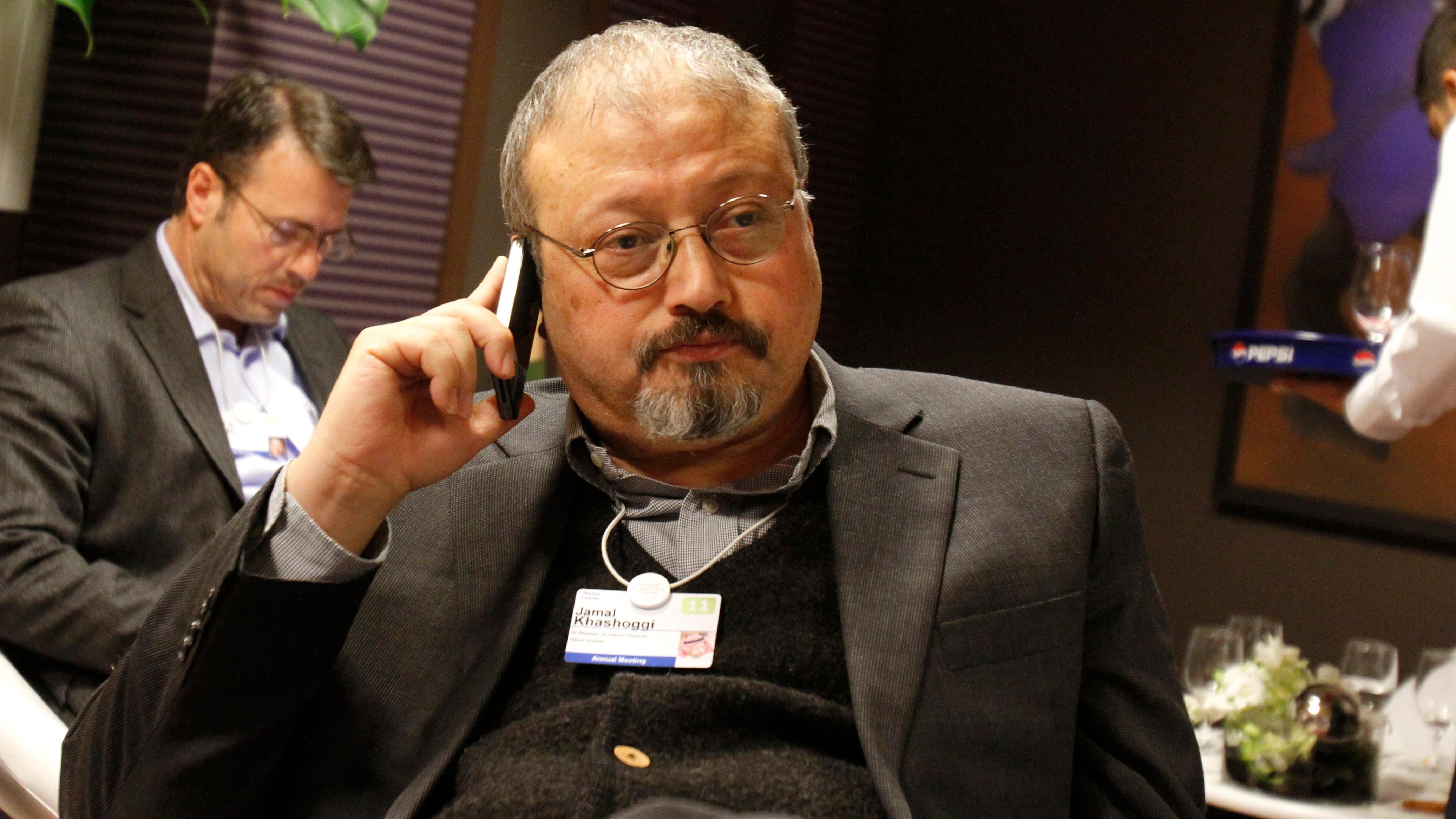 unian.ua Вбивство журналіста Хашкоджі  з явилася важлива деталь у  розслідуванні - 24 Канал 1da1570a3e639