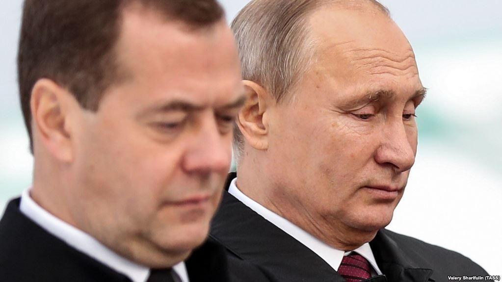 Москва запровадила персональні санкції проти українців. Тамтешній напарник  кремлівського